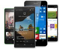 Windows 10 Mobile yêu cầu smartphone trang bị tối thiểu 8GB bộ nhớ lưu trữ
