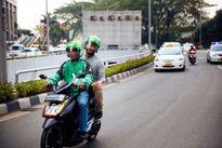"""Xe ôm Uber"" ở Indonesia"