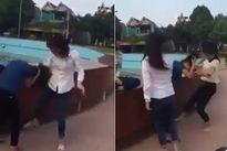 Thanh Hóa: Nữ sinh đánh nhau còn 'dàn dựng' clip để quay rõ mặt