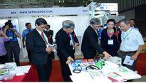 Bộ KH&CN hưởng ứng triển lãm Thành tựu Kinh tế - Xã hội năm 2015