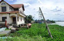 Tập trung xử lý các điểm sạt lở nguy hiểm ven sông Sài Gòn