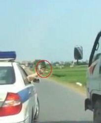 Video: CSGT Hải Dương nổ súng truy đuổi xe tải