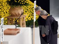Nhật Bản trao công hàm phản đối THX yêu cầu Nhật Hoàng xin lỗi