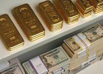 Giá vàng quay đầu tăng giá, USD giảm