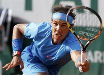 Nadal lo đối đầu Djokovic ở tứ kết, Sharapova sớm chạm trán Serena