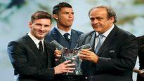 Messi vượt Ronaldo, đoạt giải Cầu thủ hay nhất châu Âu
