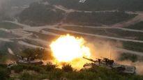 Vừa làm hòa với Triều Tiên, Hàn Quốc tập trận bắn đạn thật lớn chưa từng có với Mỹ
