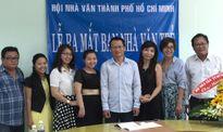 Ra mắt Ban Nhà văn trẻ TP.HCM