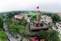 Những cột cờ nổi tiếng ở Việt Nam: Cột cờ Hà Nội