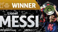Messi giành giải Cầu thủ xuất sắc nhất châu Âu 2014/15, Ronaldo đứng thứ ba