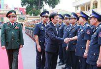 Bộ Tư lệnh Cảnh sát biển đón nhận Danh hiệu Anh hùng Lực lượng vũ trang