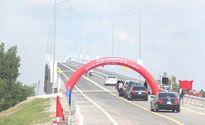 Thông xe cầu Mỹ Lợi nối Long An-Tiền Giang