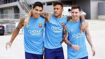 Huynh đệ Messi, Suarez, Neymar chờ hội ngộ trận Malaga