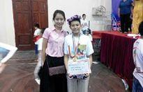 Gặp gỡ nam sinh lớp 7 đạt giải vô địch cuộc thi HSG quốc gia UCMAS