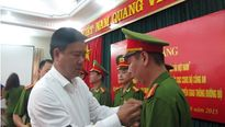"""Bộ trưởng Thăng khen thưởng Ban chuyên án """"Logo xe vua"""""""