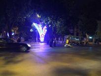 Tổng duyệt diễu binh chào mừng Quốc khánh 2/9 trong trời mưa tầm tã