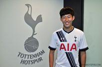 Cầu thủ đắt giá nhất châu Á Son Heung Min: Người Hàn Quốc thứ 13 ở Premier League