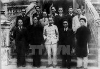 Quảng trường Ba Đình trong thời khắc lịch sử 70 năm trước