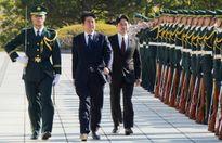 """Nhật Bản """"đứng ngồi không yên"""" vì tên lửa đạn đạo của Triều Tiên"""