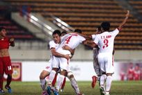 U.19 Việt Nam vào bán kết sau khi hạ U.19 Myanmar 2-0