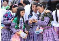 Tái hiện Tết Độc lập của bà con các dân tộc miền núi tại Thủ đô