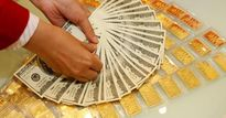 Sáng 1-9: Giá vàng liên tục thay đổi, USD hạ nhiệt
