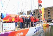Thuyền buồm Đà Nẵng rời Cầu tháp London nhập cuộc Clipper Race