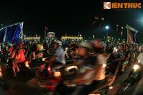 Hình ảnh biển người đổ về Ba Đình đêm trước Quốc khánh 2/9
