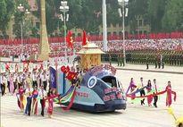 Lễ diễu binh, diễu hành kỷ niệm 70 năm Cách mạng tháng Tám và Quốc khánh 2-9