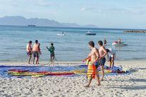 Lễ 2-9: Tàu du lịch đưa 1.800 khách quốc tế đến Nha Trang