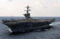 Nhận diện hàng Không Mẫu Hạm USS Carl Vinson