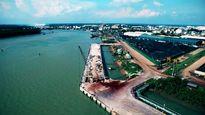 Đồng Nai khánh thành cầu cảng 30.000 DWT tại cảng Gò Dầu
