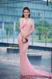 8 bộ váy đẹp nhất thảm đỏ showbiz Việt tháng 8
