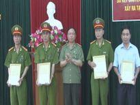 Thưởng lực lượng phá án giết người cướp ô tô chấn động Lâm Đồng
