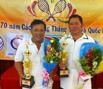 Giải tennis chào mừng 70 năm Cách mạng Tháng Tám và Quốc khánh 2-9
