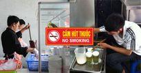 Bán bia không được hút thuốc, bán phở phải khám sức khỏe định kỳ