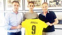 CĐV Dortmund tức giận với thương vụ Januzaj