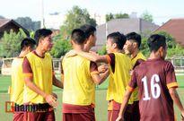 U19 Việt Nam đấu U19 Thái: Phá dớp lứa Công Phượng