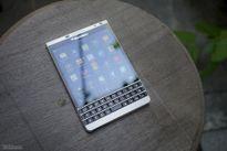 Review BlackBerry Passport Silver Edition: Bàn phím tốt, thiết kế không tốt