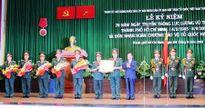 LLVT TP Hồ Chí Minh đón nhận Huân chương Bảo vệ Tổ quốc hạng Nhất