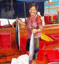 Quảng Nam: Chuyến đi biển đầy ắp niềm vui