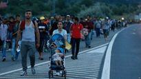 Áo và Đức tiếp nhận người di cư từ Hungary