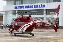 Tập đoàn Bell Helicopter bay giới thiệu trực thăng Bell 429 WLG tại Việt Nam