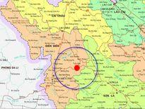 Động đất 3,6 độ richter tại Tuần Giáo - Điện Biên