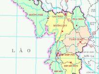 Động đất mạnh 3,6 độ Richter ở Điện Biên