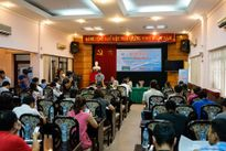 Họp báo Chung kết giải chạy Báo Hànôịmới mở rộng lần thứ 42 Vì hòa bình 2015