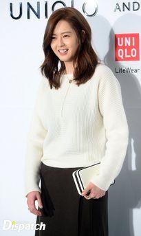 Dự sự kiện cùng Lee Yo Won, Go Ara bị chê mặt phù, già không khác gì đàn chị
