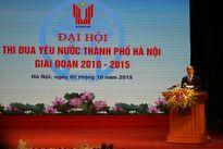 ĐH Thi đua yêu nước TP Hà Nội giai đoạn 2010-2015 thành công tốt đẹp!