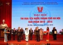 Hà Nội tổ chức Đại hội thi đua yêu nước giai đoạn 2010-1015