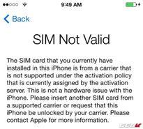 """Cảnh giác: iPhone bản lock phù phép thành bản quốc tế """"ảo"""""""